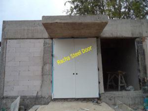 ประตูเหล็ก, Steel Door