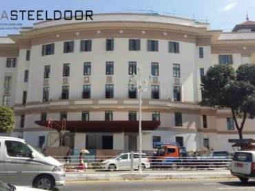 The Heritage Kampinski Hotel Yangon 1