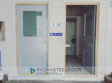 Toilet Door 1